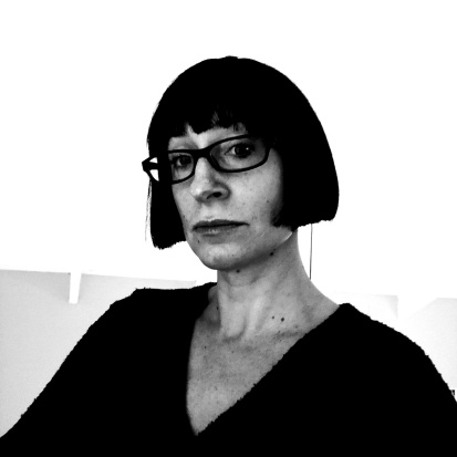 New author pic black and white