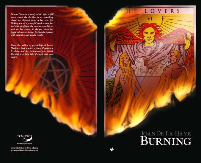 Burning final-cover