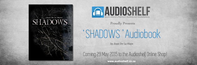 Audioshelf Shadows release banner