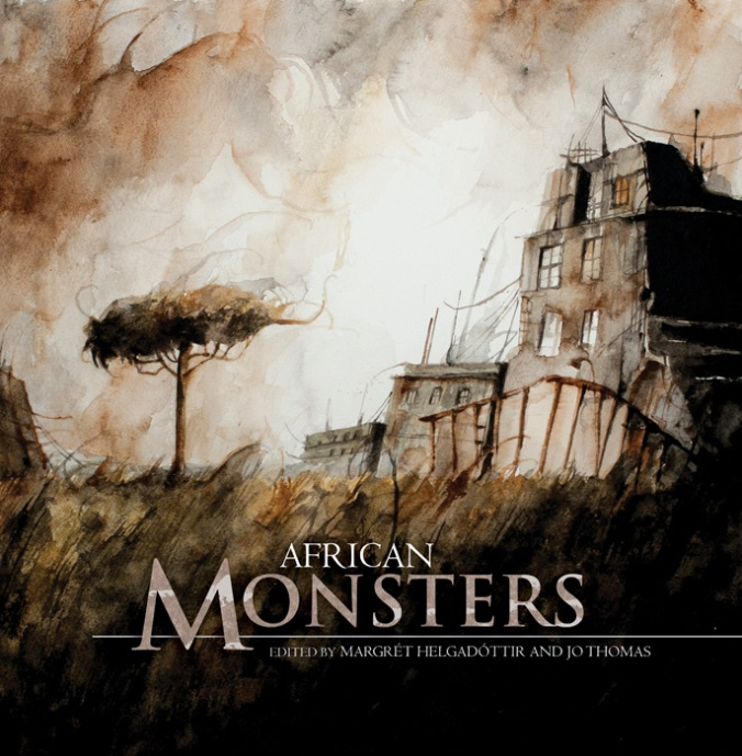 african monsters cover
