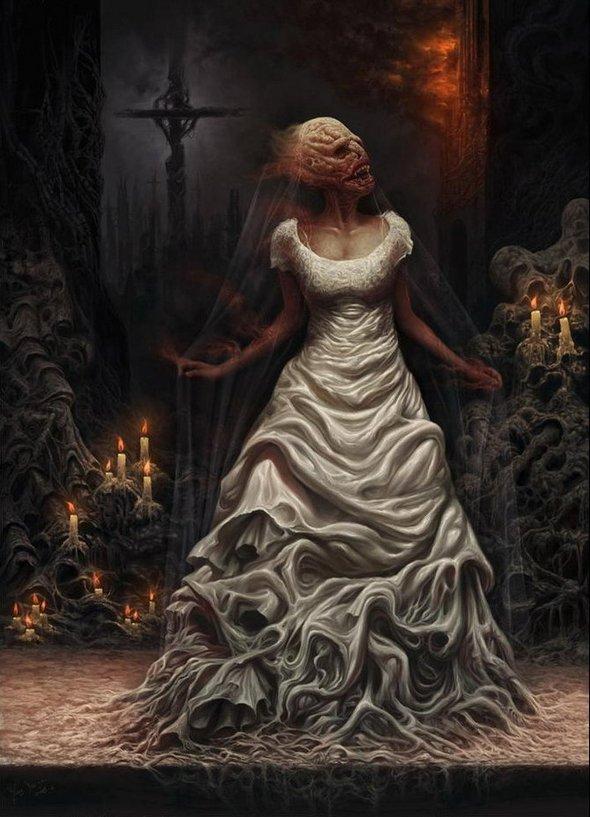 The Devil's Wedding